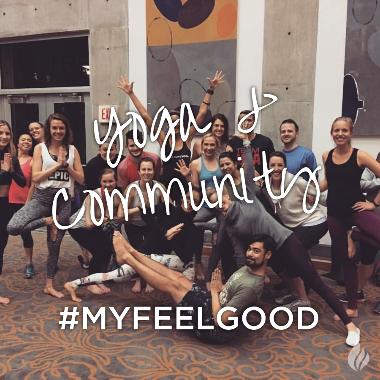 Yoga & Community